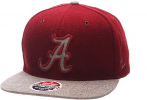 42aab2bab15 Zephyr NCAA Alabama Crimson Tide Adult Men s Executive Snapback Hat