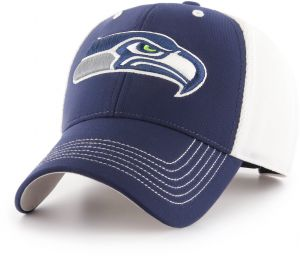 55e9deb6a66a0 OTS NFL Seattle Seahawks Sling All-Star MVP Adjustable Hat