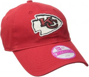 f81787f1f3e New Era Women s NFL Team Glisten LS 9TWENTY Adjustable Cap