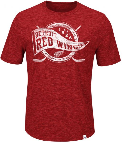 outlet store d6b6b cb404 NHL Detroit Red Wings Adult men NHL Big & Tall S/Team Color ...