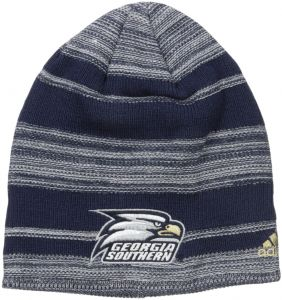 sale retailer bdca0 61014 adidas NCAA Rice Owls Men s Heathered Cuffless Beanie, Navy, One Size
