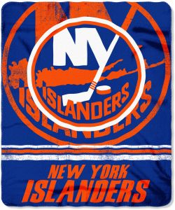 The Northwest Company Officially Licensed NHL New York Islanders Fade Away  Printed Fleece Throw Blanket c7d29be7a