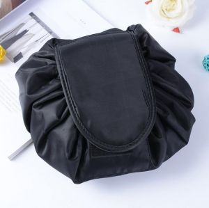 d9034d9ac3f Drawstring Cosmetic Bag Fashion Travel Makeup Bag Organizer Make Up Case  Storage Toiletry Beauty Wash Bag