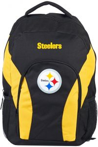 0758e6a0dda The Northwest Company Officially Licensed NFL Pittsburgh Steelers Draftday  Backpack