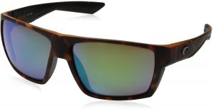 7b76a995108 Costa del Mar Men s Bloke Polarized Iridium Square Sunglasses