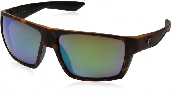 cfeb39b4cb Costa del Mar Men s Bloke Polarized Iridium Square Sunglasses