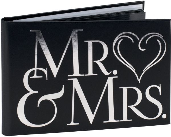 Malden International Designs Wedding Celebrations Mr Mrs Brag Book