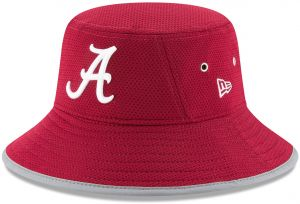 5b0edab784d85 New Era NCAA Alabama Crimson Tide Youth NE16 Training Bucket Hat
