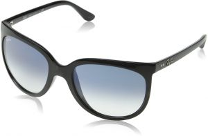0cbde0fb31 Ray-Ban Women s Cats 1000 Cateye Sunglasses