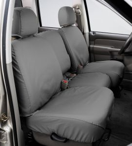 Poly-Cotton, Fia SP89-29 GRAY Custom Fit Front Seat Cover Split Seat 40//20//40 Gray