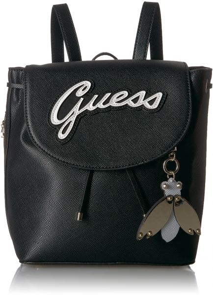 26a23eb36f2f GUESS Varsity Pop-Pin up Backpack
