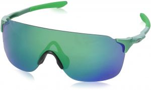 8f6f1bc1df9 Oakley Men s Evzero Stride Non-Polarized Iridium Rectangular Sunglasses