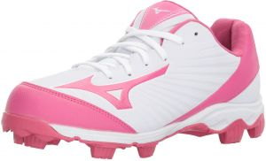 0e51287b992 Mizuno (MIZD9)) Women s 9-Spike Advanced Finch Franchise 7 Fastpitch Cleat  Softball Shoe