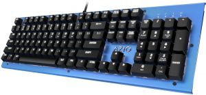 f2a88670094 Azio Mk Hue Blue USB Backlit Mechanical Keyboard (Outemu Brown) (MK-HUE-BU)