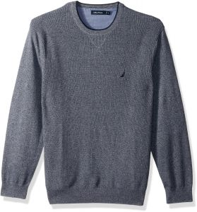 Tommy Hilfiger Mens Sweater X-large Xl Red Cable Crewneck Buy Now Men's Clothing
