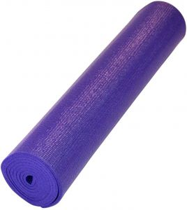 36330c2226d3 YogaDirect Deluxe 1 4-Inch Thick Yoga Mat