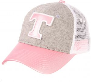 04745daf9e839 Zephyr NCAA Tennessee Volunteers Women s Sasha Relaxed Hat