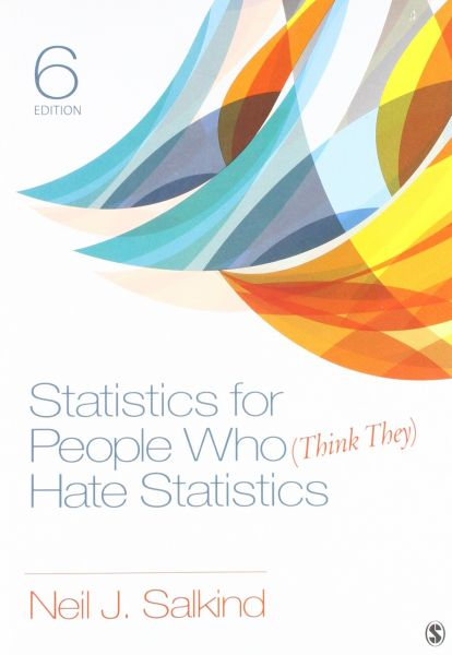 BUNDLE: Salkind: Statistics for People Who (Think They) Hate