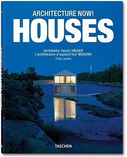 architecture now houses english german and french edition