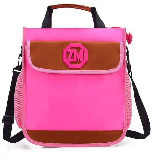 83d6bc602e School Backpacks Tutorial Handbag Single Shoulder School Bag Book  Waterproof Children s Handbag Crossbody Messenger Bags Dark Pink