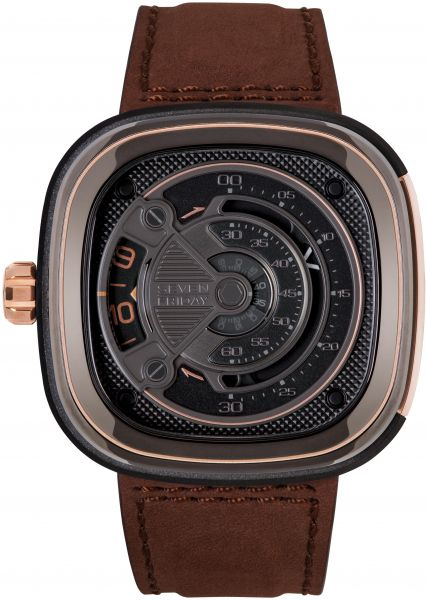 Analog digital watches sevenfriday for Sevenfriday watches