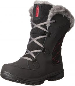 Columbia Youth Ice Maiden Lace Winter Boot (Little Kid Big Kid) a5414c0c1