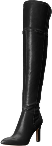 7a0f6cb79a1 Franco Sarto Women s Katie Over The Knee Boot