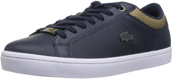 8fedab67b9c6 Lacoste Women s Straightset Sneakers