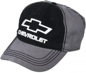 a36c3c837bd Chevy Men s Chevrolet Washed Twill Baseball Cap
