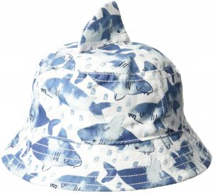 9d269d11f55 Gymboree Baby Boys Shark Bucket Hat