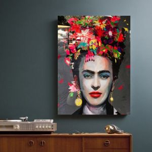 Frida Kahlo Tableau Prints On Wood Buy Online Prints Posters Photographs At Best Prices In Egypt Souq Com