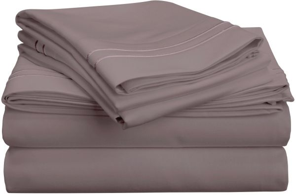 800 Thread Count 100 Egyptian Cotton Single Ply Deep Pocket