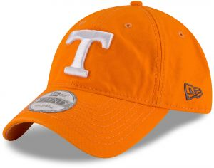 12c4cd2a08452 New Era NCAA Tennessee Volunteers Unisex NCAA Core Shore Primary 9TWENTY  Adjustable Cap