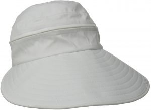 a63f567d294 Physician Endorsed Women s Naples Cotton Packable Cap   Visor Sun Hat