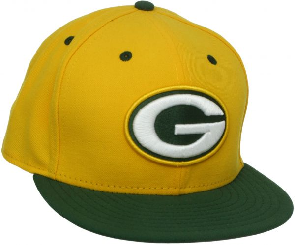 NFL Green Bay Packers Two Tone 59Fifty Fitted Cap 54f1c7140