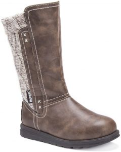 a10adb36883 MUK LUKS Women s Stacy Brown Fashion Boot