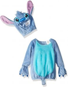 0295be8e7 زي أطفال Stitch من Disney للرضع - Stitch Infant Costume 6 to 12 months Blue