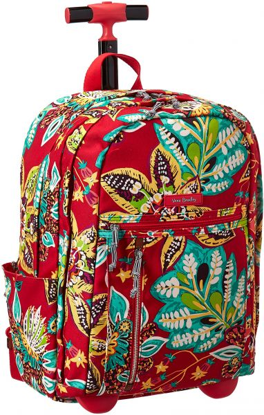 Vera Bradley Women s Rolling Backpack, Rumba   Souq - UAE c47865fd15
