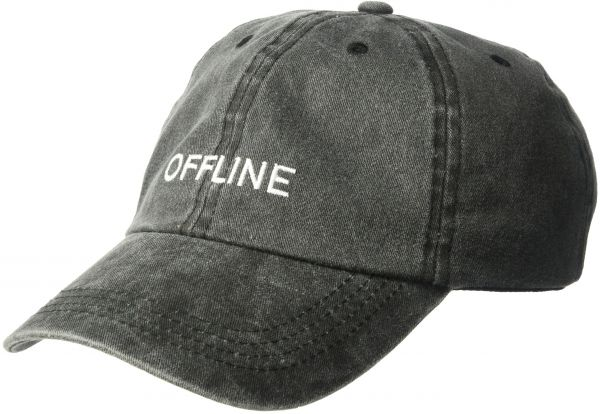 NYC Underground Women s Mineral-Washed Baseball Cap with Verbiage ... 182f2f4a66d