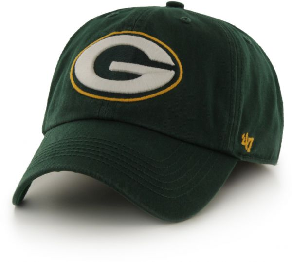 NFL Green Bay Packers  47 Brand Franchise Fitted Hat d087b330e