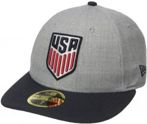 World Cup Soccer United States Adult Change Up Redux Low Profile 59FIFTY  Fitted Cap 448ceb05a6d