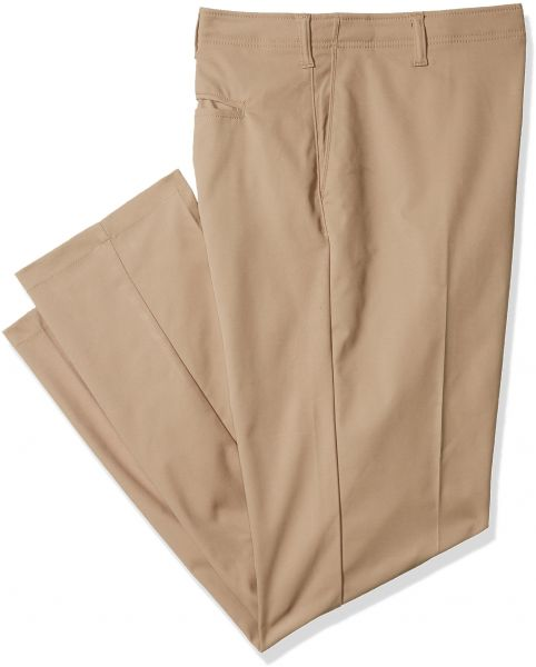 0305d343 LEE Men's Big and Tall Performance Series Extreme Comfort Refined Pant,  Khaki, 48W x 32L | Souq - UAE
