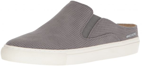 c13355d3311f Skechers Women s Vaso-Mitad-Perfed Twin-Gore Open-Back with Air ...