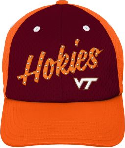 NCAA Virginia Tech Hokies Youth Girls Mesh Slouch Hat c26937d4de05