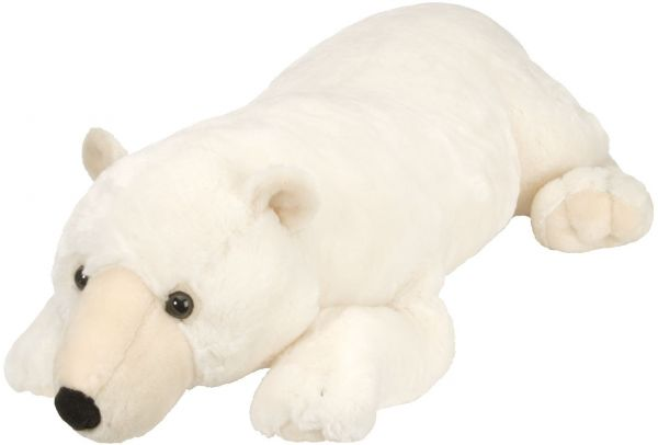Wild Republic Jumbo Polar Bear Plush Giant Stuffed Animal Plush