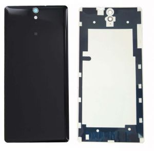 Buy back cover for sony xperia c5 ultra transparent 9618255