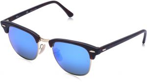 882a3879637 Ray-Ban Clubmaster Unisex Sunglasses - 3016 1145 17 49