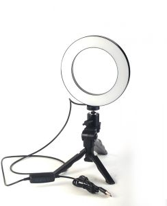 3 pcs kit of photo studio table top ring fill light small ball 1960 Hair and Makeup Eyes 3 pcs kit of photo studio table top ring fill light small ball nebula and stander for beauty selfie and soft box photography souq uae
