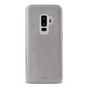 Puro Cases and Covers for Samsung Galaxy S9 Plus, Silver - SGS9PSHINE-SIL