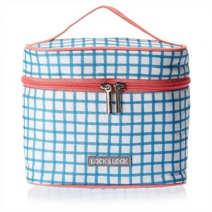 Lock & Lock Lunch Boxes with Jumbo Handy Bag